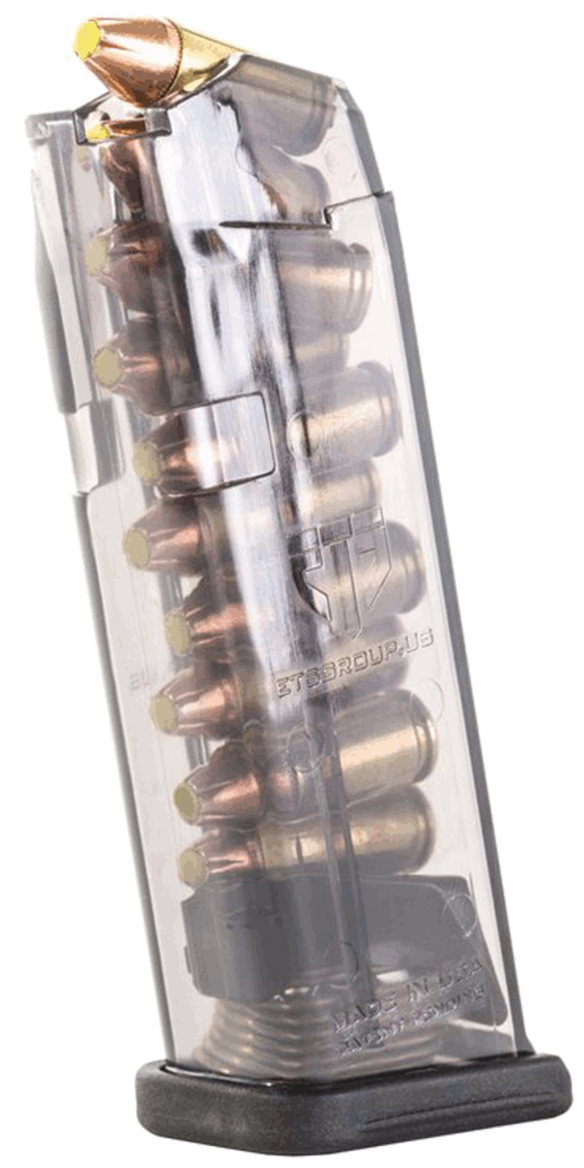 ETS Glock 19 9mm - Limited 10-round Magazine