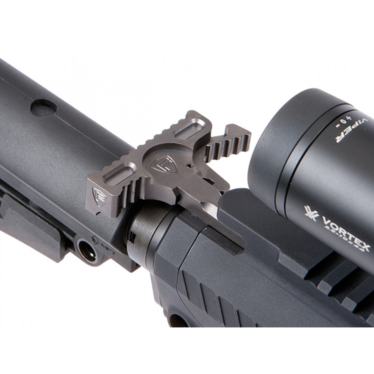 Fortis Hammer AR10 Charging Handle - 7.62/.308 - Black Teflon