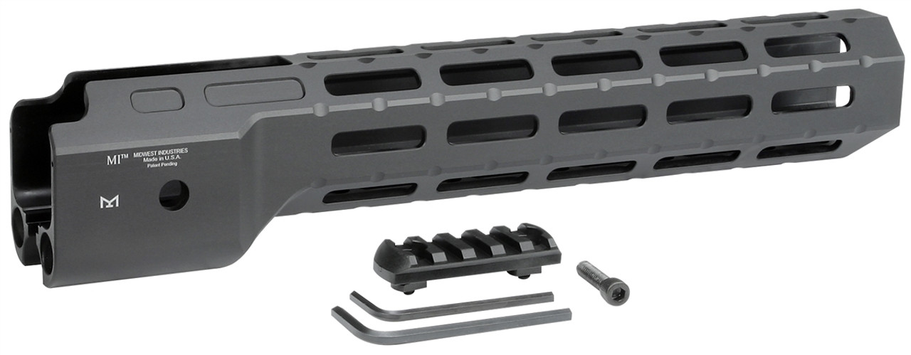 Midwest Industries Ruger PC9 M-Lok Hand Guard M-LOK