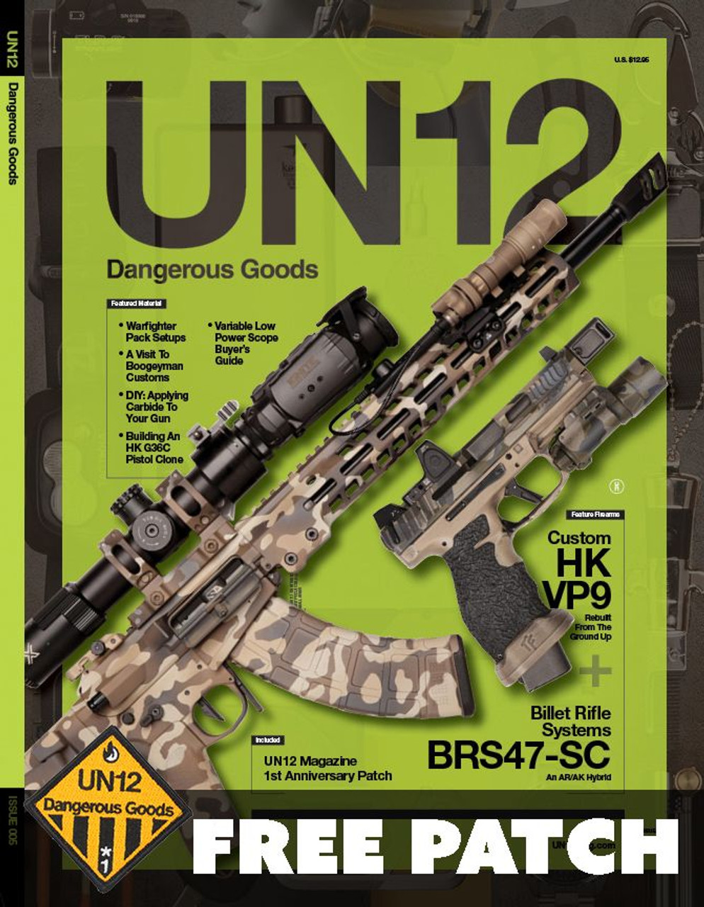 UN12 Magazine - Issue 5