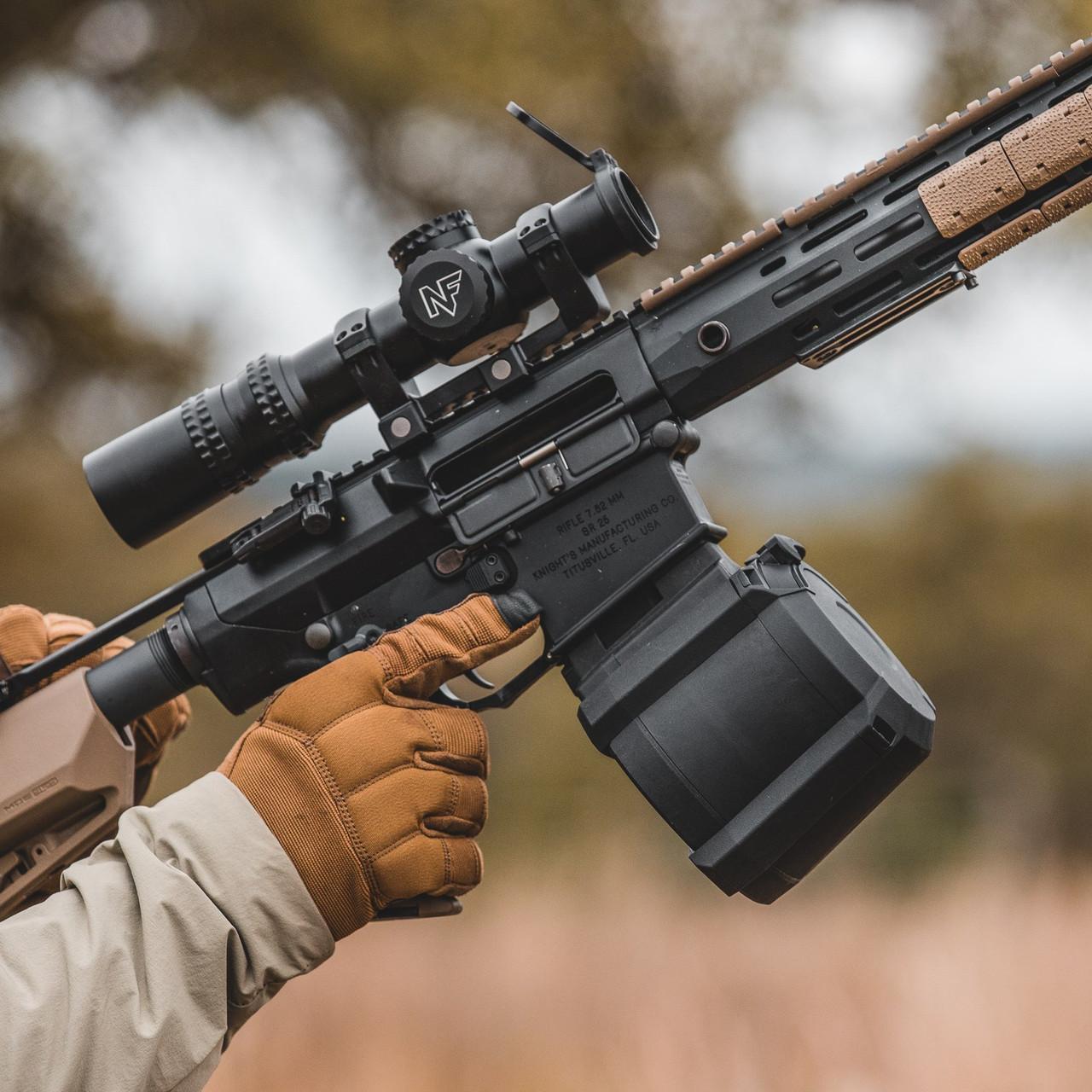 Magpul PMAG D-50 LR/SR GEN M3 50/5 7.62 NATO Magazine