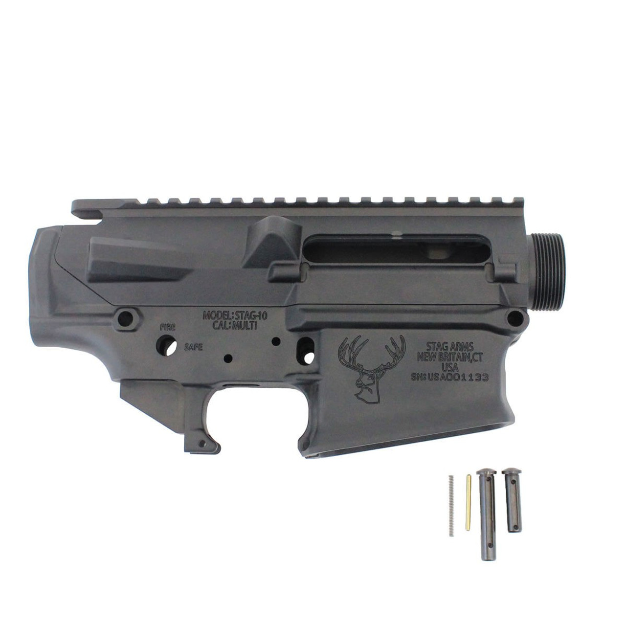 Stag 10 Stripped Upper / Lower Combo (Non-Restricted) Blem