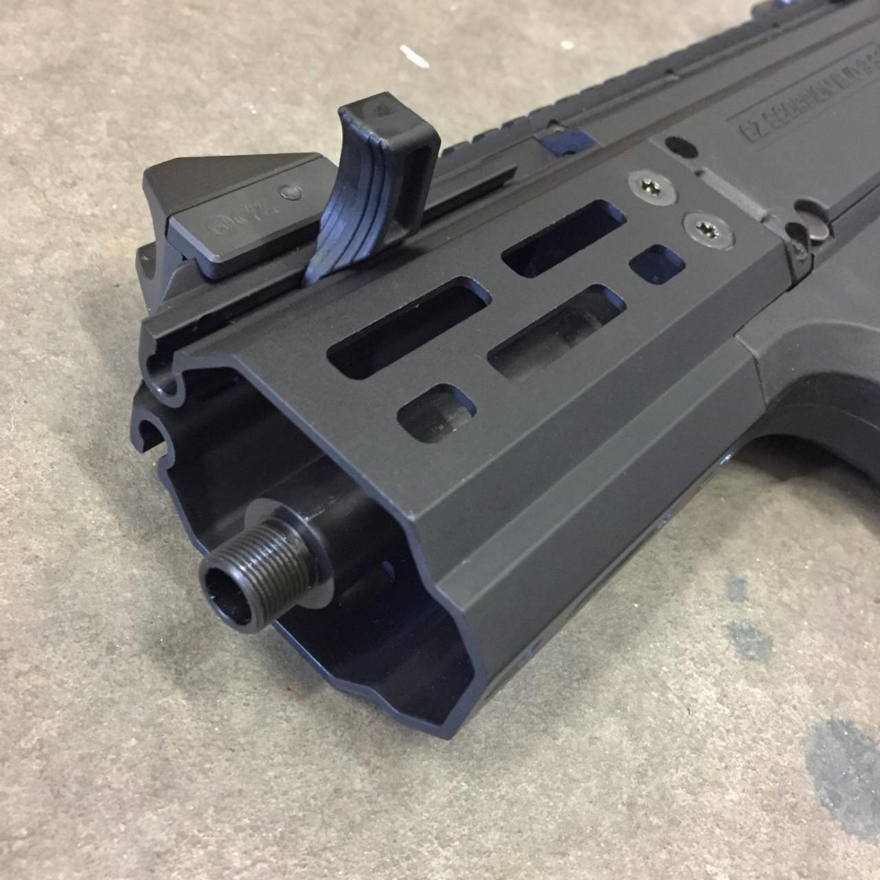 HB Industries CZ Scorpion 5.3″ Micro/K Conversion Kit (Bull Barrel, 1/2-28-TPI)