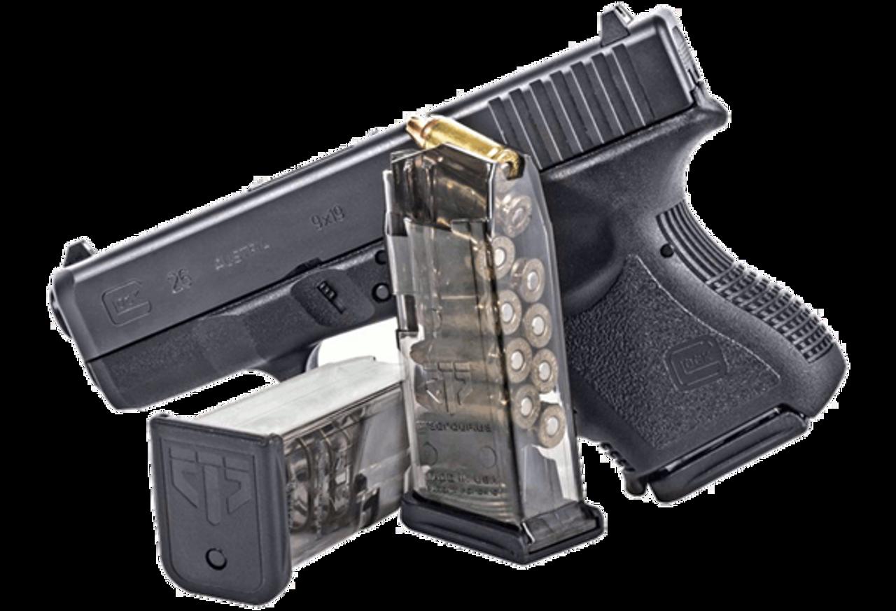 ETS Glock 26 9mm - Limited 10-round Magazine