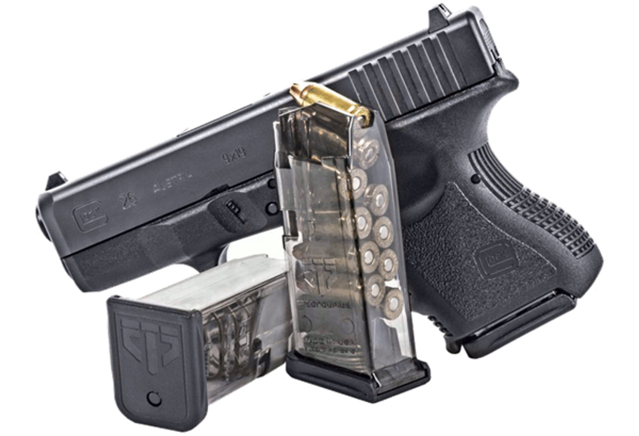 ETS Glock 26 9mm - Limited 10-round Magazine