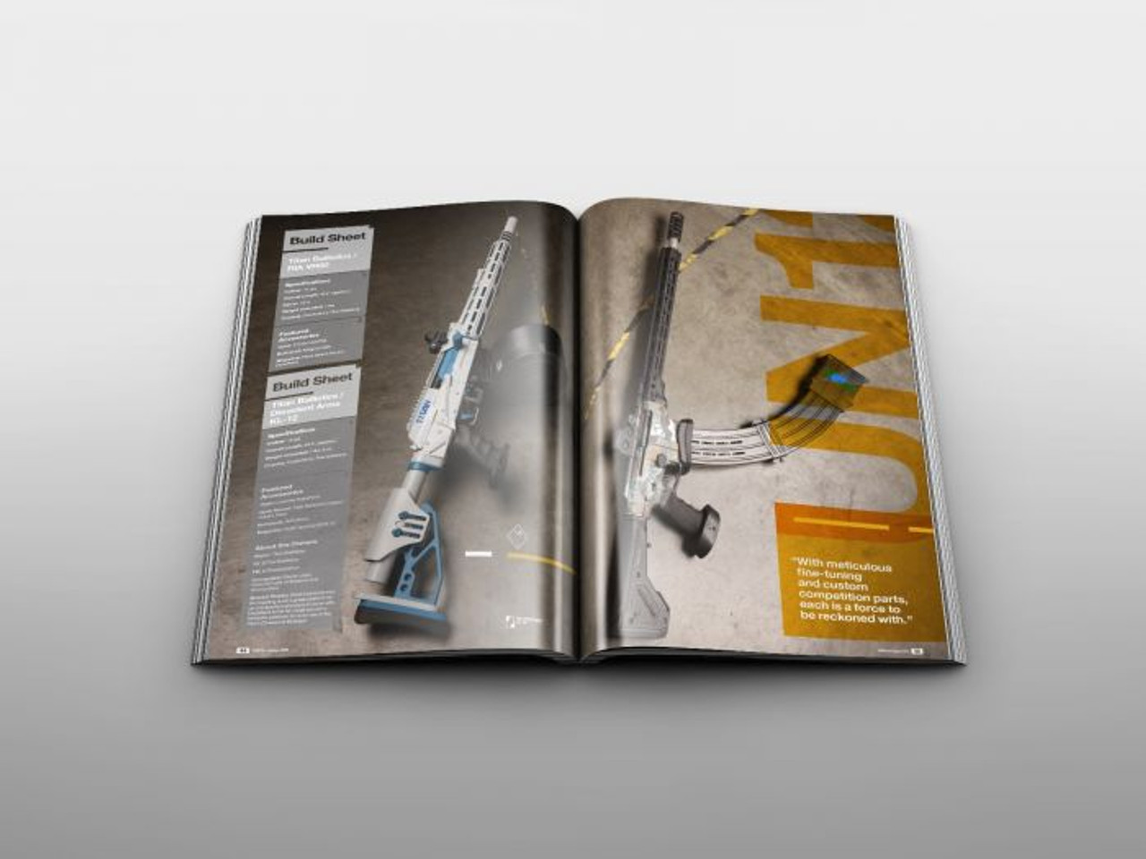 UN12 Magazine - Issue 8