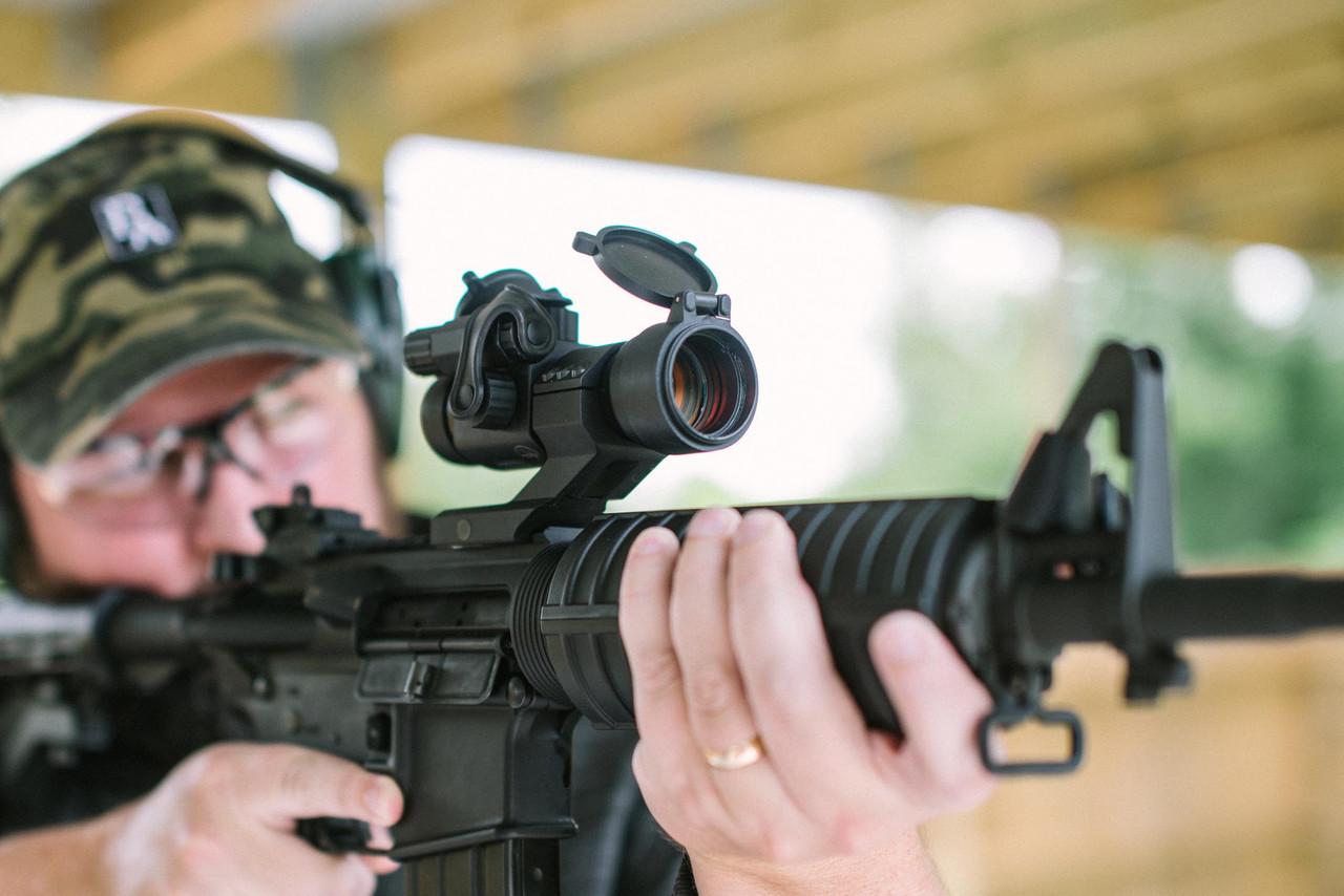 Primary Arms SLx Advanced 30mm Red Dot Sight