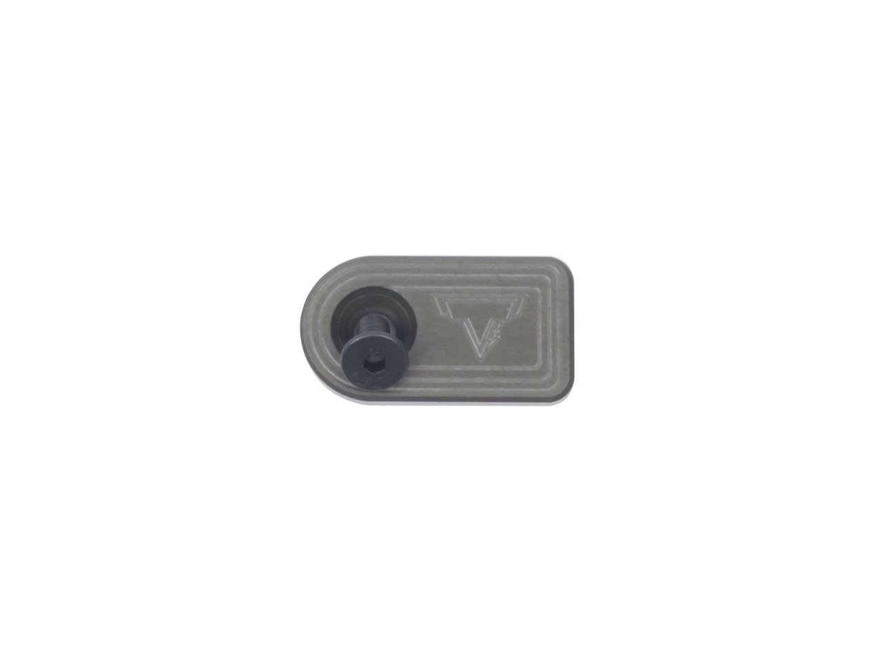 Taran Tactical TTI Benelli Oversize Bolt Release - Titanium Grey