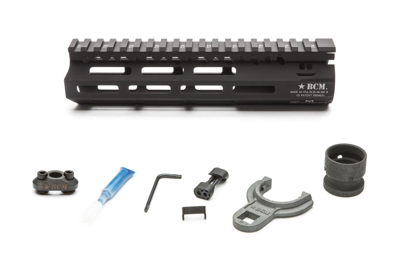 BCM MCMR M-LOK Handguard 8-Inch