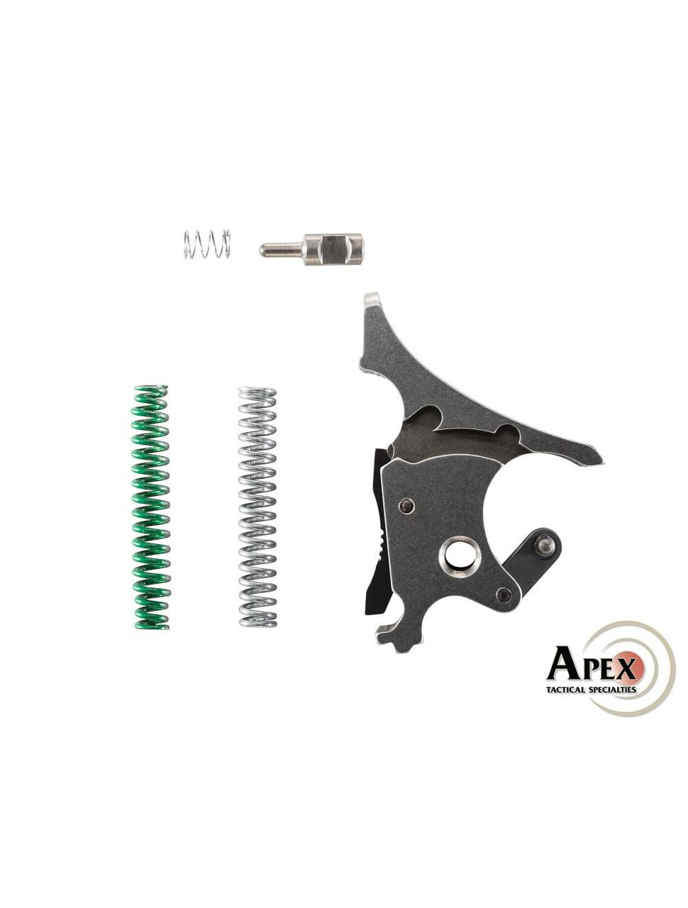 Apex Tactical Evolution IV Revolver Hammer Kit - N Frame