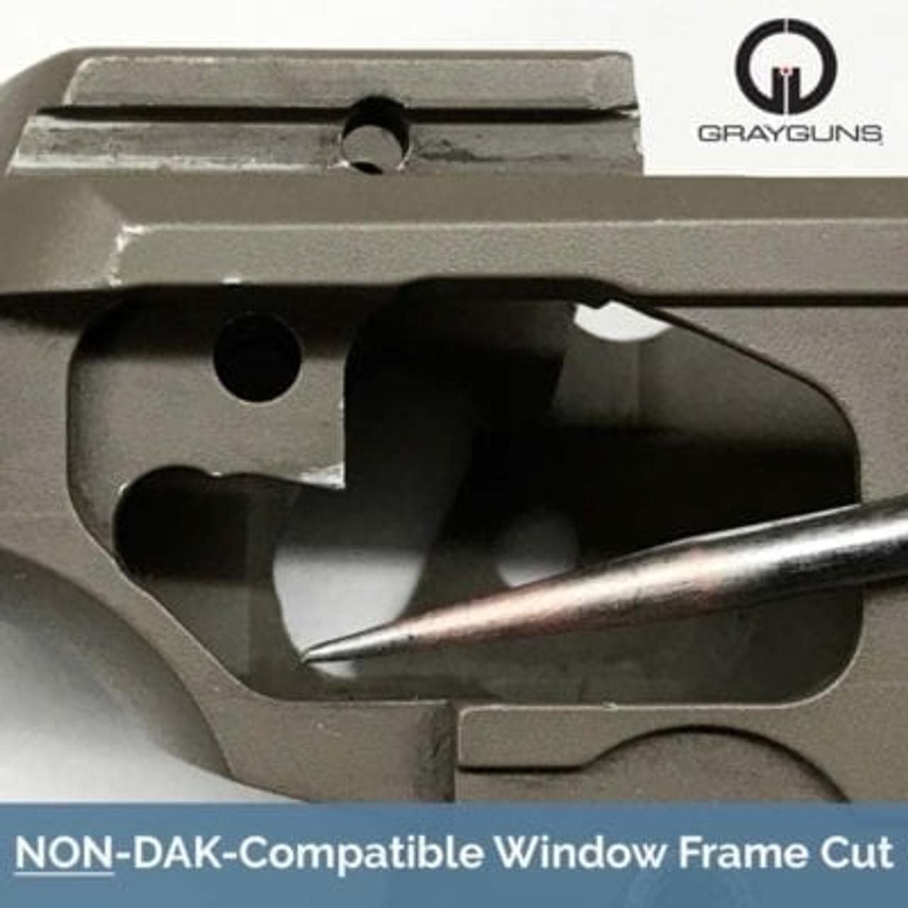 Grayguns SIG P-Series ELS (Enhanced Leverage System) Straight Trigger - Non-DAK