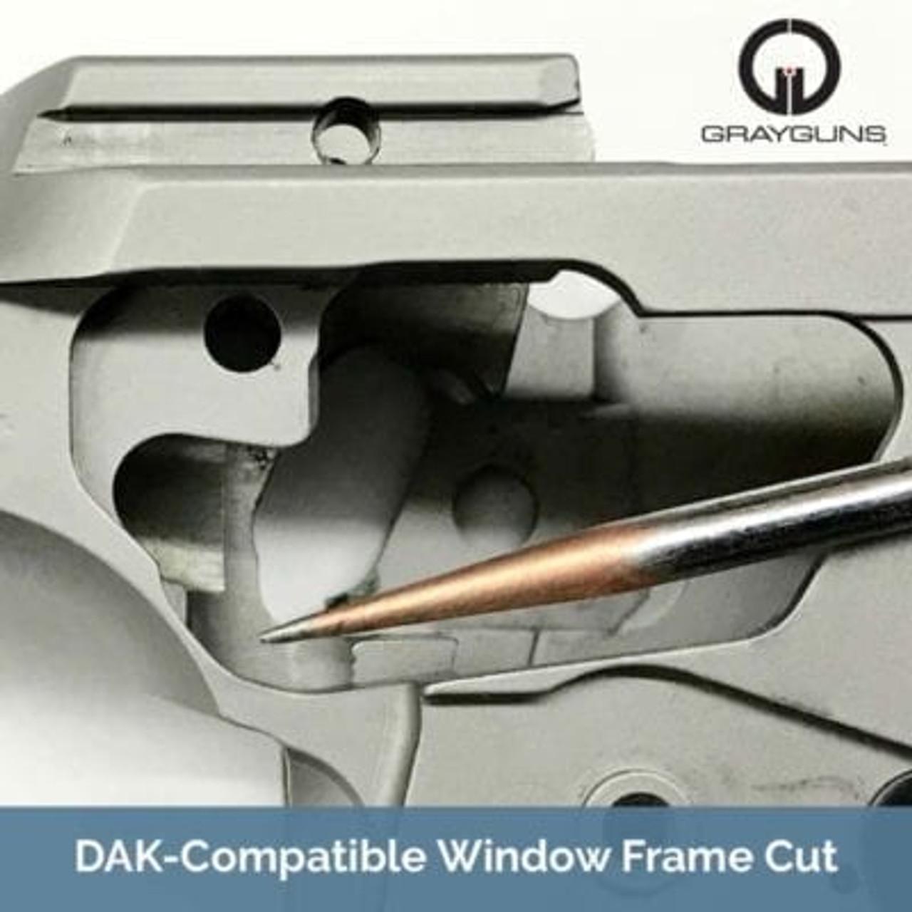 Grayguns SIG P-Series ELS (Enhanced Leverage System) Straight Trigger - DAK