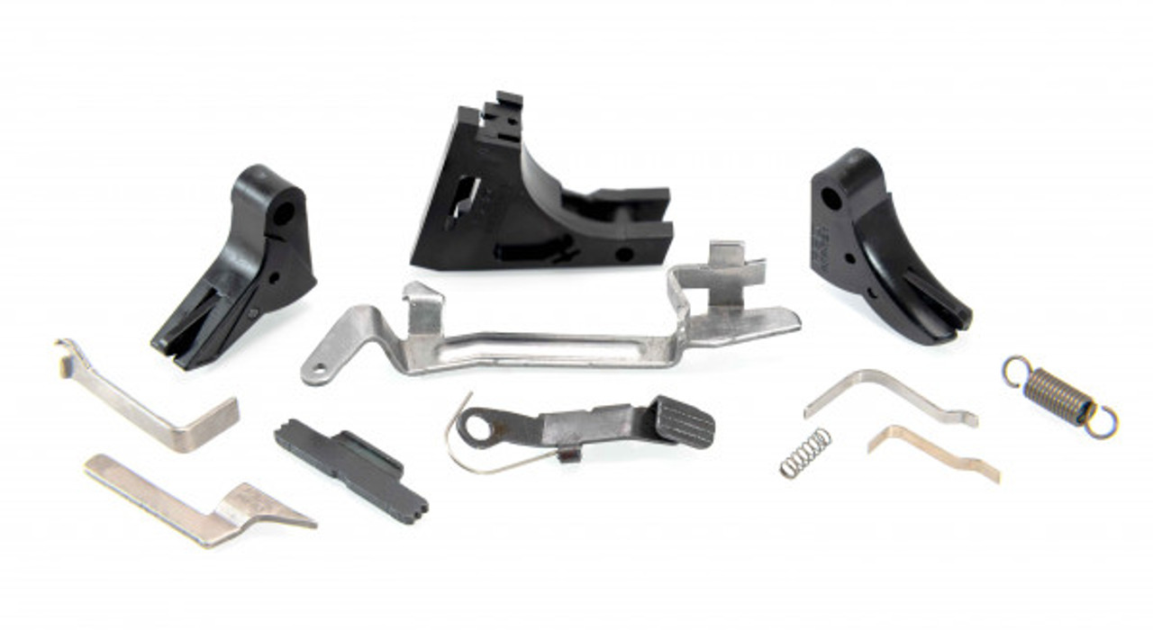 Polymer 80 P80 9mm Frame (Lower) Parts Kit w/ Complete Trigger Assembly
