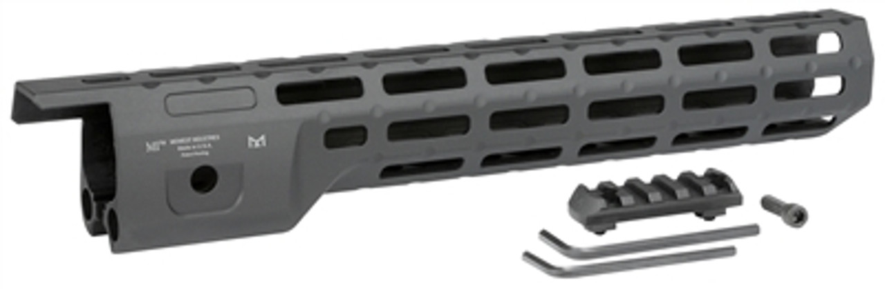 """Midwest Industries 13.0"""" M-Lok Hand Guard Compatible with Ruger 10/22"""
