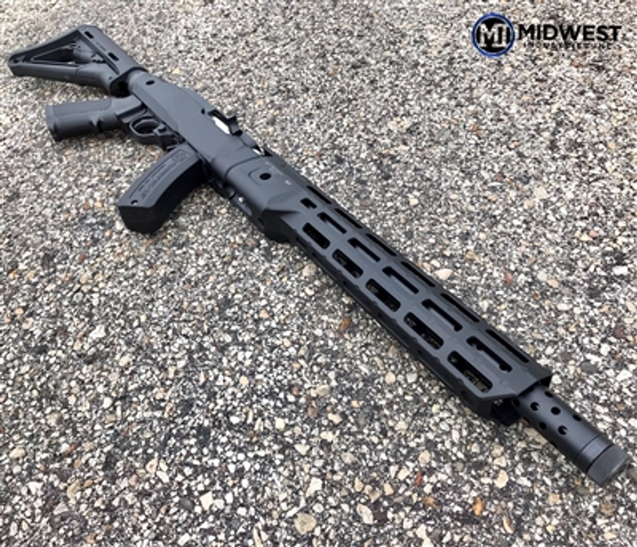 Midwest Industries Chassis Compatible with Ruger 10/22 TakeDown