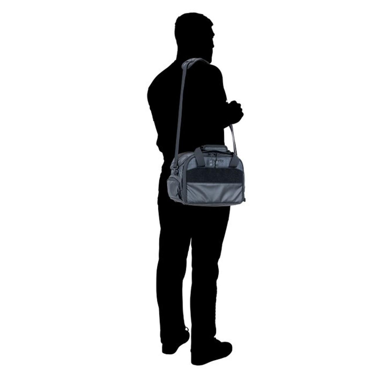 Vertx COF Light Range Bag (Heather Black/Galaxy Black)