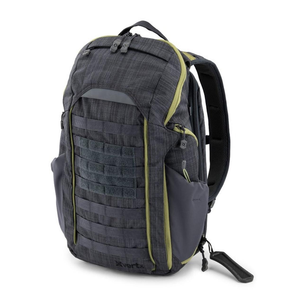 Vertx Gamut 2.0 Backpack (Heather Black / Mustard Grass)