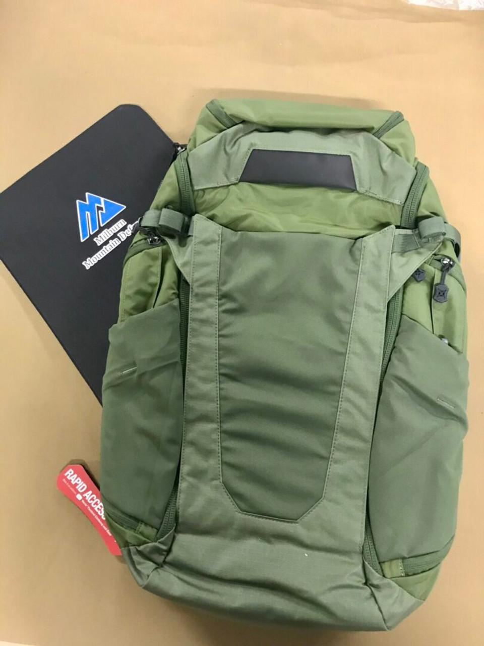 Milburn Mountain Defense IIIA Soft Armour Insert for Vertx Gamut Overland Backpack