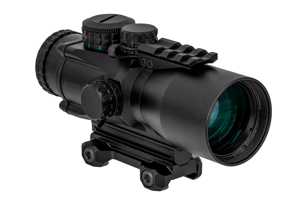 Primary Arms SLx 5x36mm Gen III Prism Scope - ACSS-5.56/.308 Reticle
