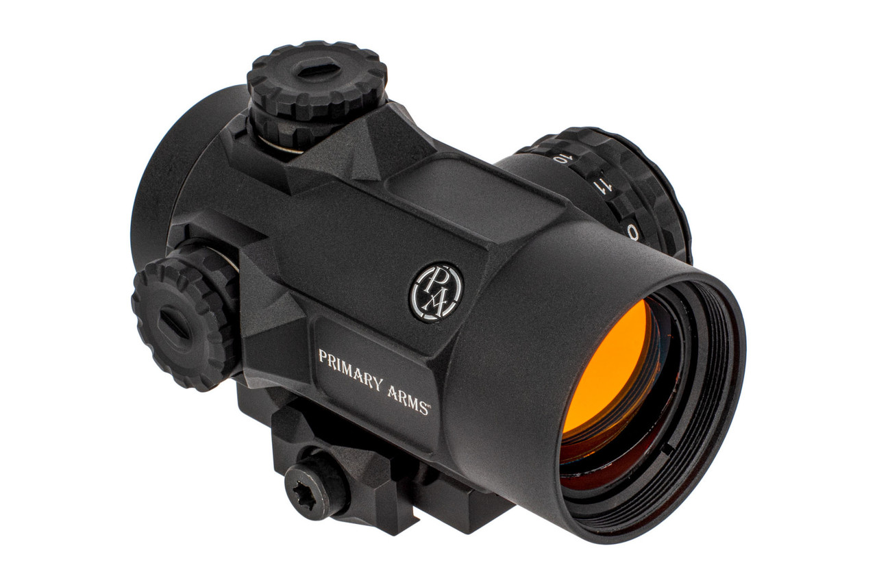 Primary Arms SLx MD-25 Rotary Knob 25mm Microdot with 2 MOA Red Dot Reticle  - CTCSupplies.ca