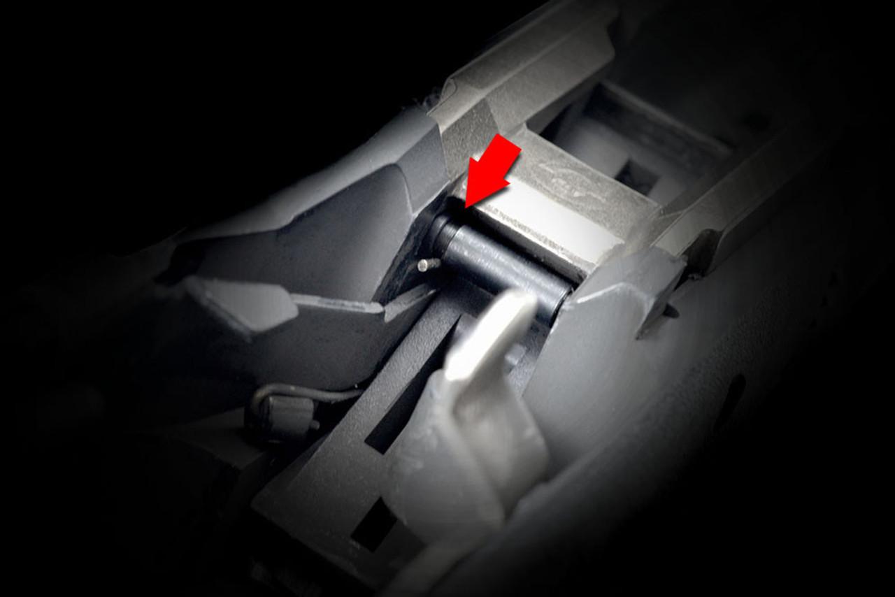 Strike Industries Enhanced Pin Kit with Anti-walk Locking Block Pin for Glock 43