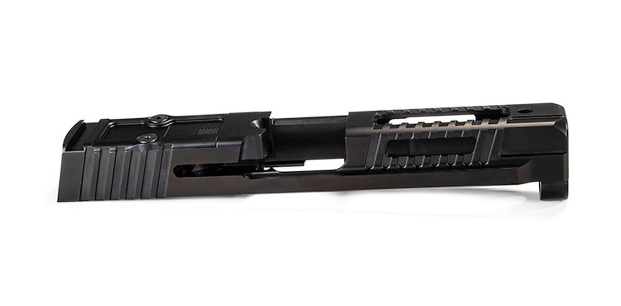 Faxon Full Size M&P Hellfire Slide w/ Multi Optic Cut