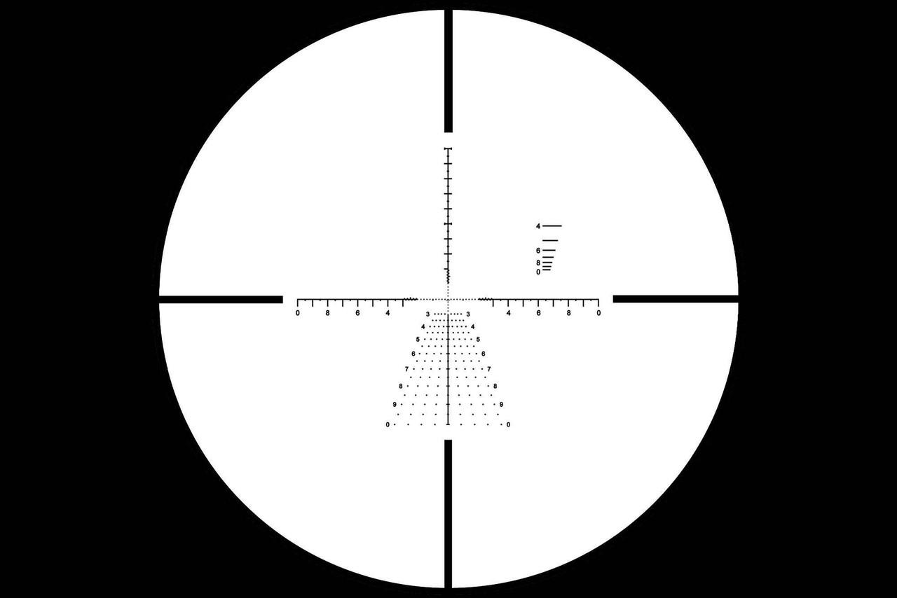 Primary Arms GLx 4-16x50FFP Rifle Scope - Illuminated ACSS-Apollo-6.5CR/.224V