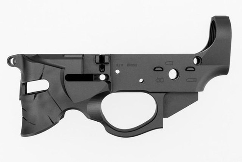 Rainier Arms Overthrow AR15 Stripped Lower Receiver
