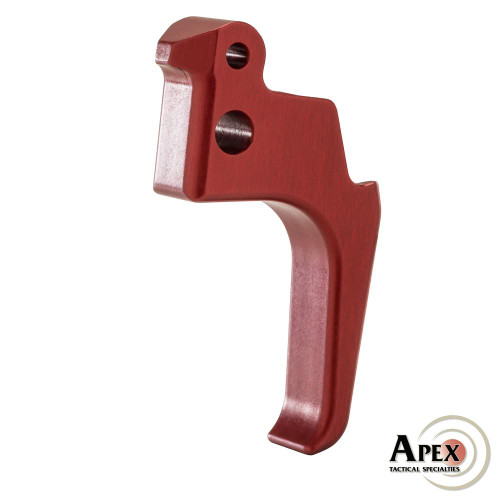Apex Tactical Action Enhancement Kit for Ruger Mk IV 22/45 - Red