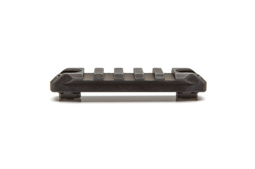 BCM 3-inch Picatinny Rail Section, Aluminum (M-LOK Compatible)
