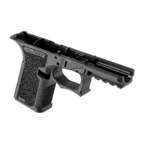 Polymer80 PFC9 Serialized G19/G23 Compact Frame Textured - Black
