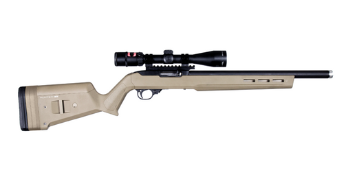 Magpul Hunter X-22 Stock - Ruger 10/22