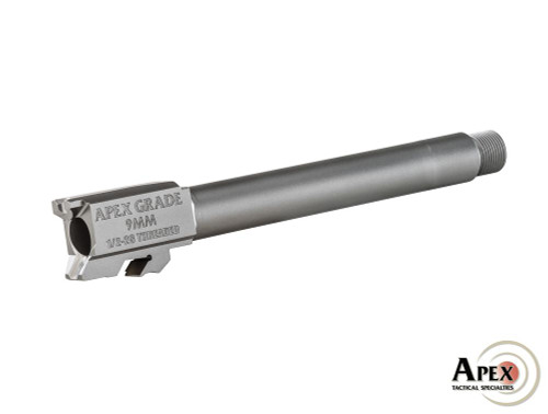 Apex Grade Threaded Semi Drop-In M&P Barrel - 5""
