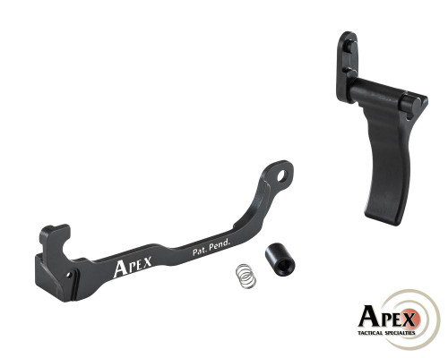 Apex Tactical Curved Forward Set Trigger Kit for Sig P320