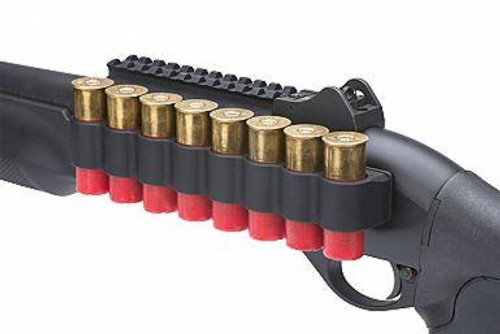 Mesa Tactical SureShell Carrier and Rail for Benelli M2 (8-Shell, 4 1/2 in)