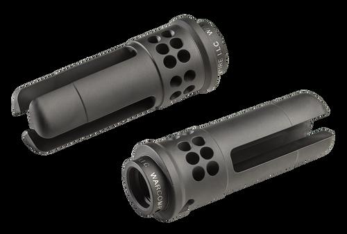SureFire WARCOMP 5.56 3-Prong Flash Hider and SOCOM Suppressor Adapter (5.56-1/2-28 TPI)