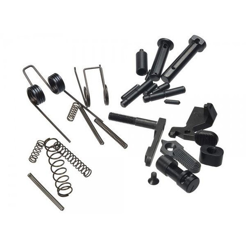 Strike Industries AR Lower Parts Kit LPK (Less Trigger, Hammer, Disconnector, Pistol Grip Assembly and Trigger Guard)