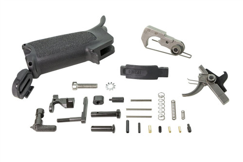 BCM AR15 Enhanced Lower Parts Kit (LPK) - Black