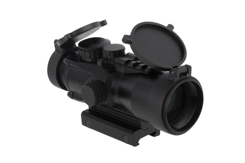 Primary Arms Gen II 5X Compact Prism Scope - Illuminated ACSS 5.56/.308 Reticle
