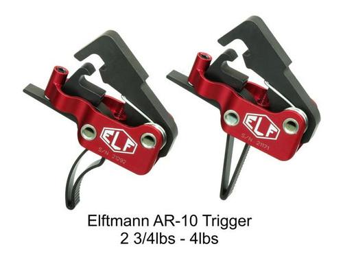 Elftmann AR10 .308 Drop-In Trigger