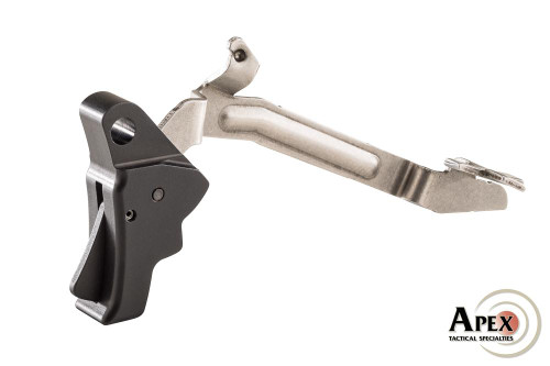 Apex Tactical Action Enhancement Trigger w/Apex Trigger Bar For Glock Gen 5