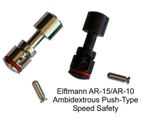 Elftmann Tactical AR Ambidextrous Speed Safety