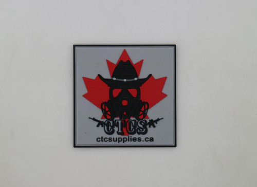 CTCSupplies.ca Velcro Patch