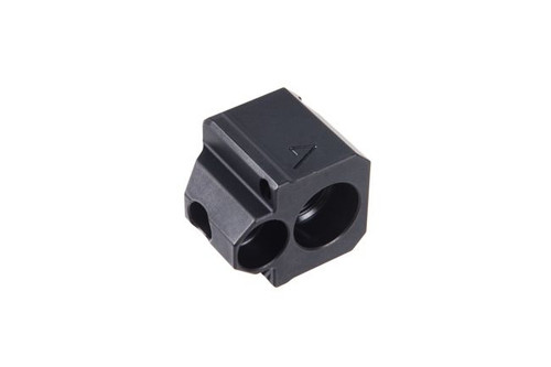 Agency Arms 417 Compensator - Black - Gen 3