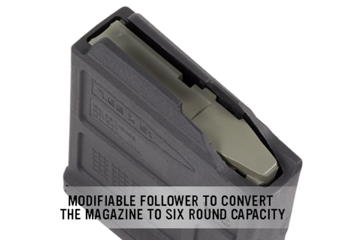 Magpul PMAG 5 7.62 AC - AICS Short Action