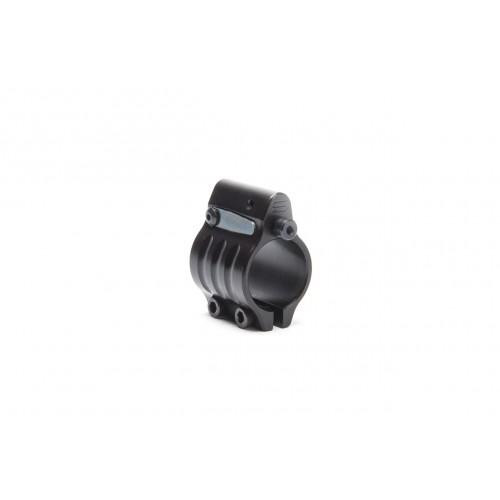 SLR Rifleworks Sentry 7 Adjustable Gas Block - Melonite