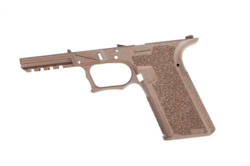Polymer80 PFS9 Serialized G17/G22 Standard Frame Textured - Flat Dark Earth