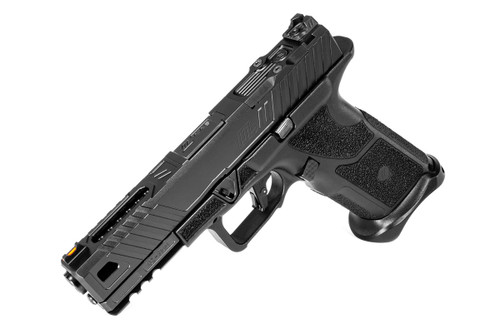 ZEV OZ9 9mm Pistol (Black Slide and Black Barrel)