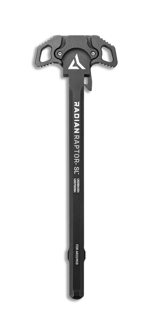 Radian Weapons Raptor-SL Ambi Charging Handle - Black