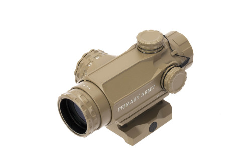Primary Arms Silver Series Compact 1x20 Prism Scope - ACSS-Cyclops - FDE